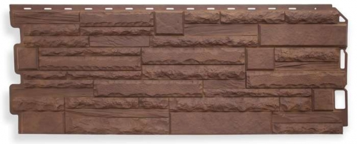 Фасадная панель Скалистый Камень (Тибет)