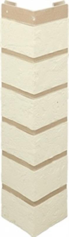 Наружный угол Кирпич белый